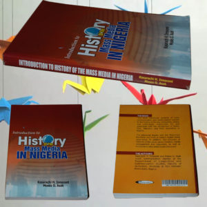 Introduction To History of The Mass Media in Nigeria